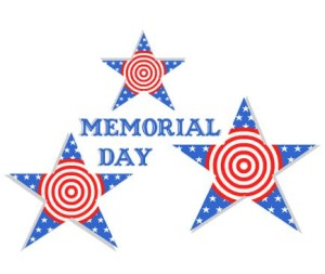 No Rehearsal - Memorial Day Holiday