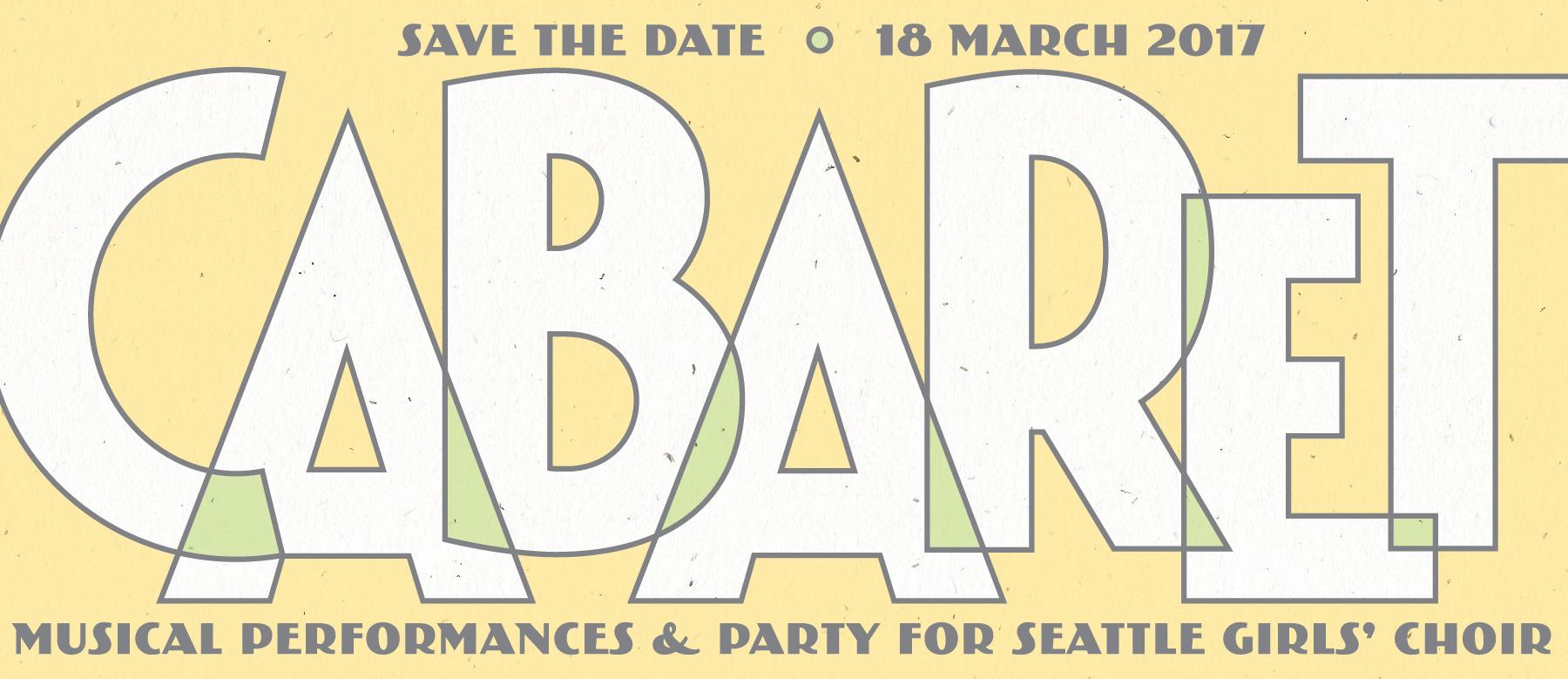 Cabaret 2017 StD