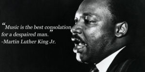 Quote from MLK jr.